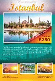 Istanbul-Flyer
