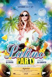 Latino-party
