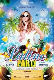 Latino-party