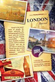 London-travel-Flyer-