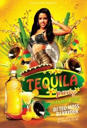 Tequila-Party-Flyer