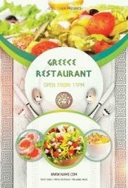 Greece-restaurant-opening-flyer
