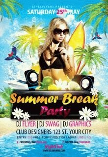 Summer-Break-Party-Flyer--500x722