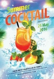Summer-Cocktails-Party-Flyer