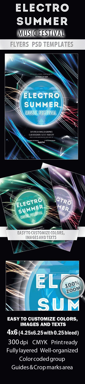 Electro Summer Music Festival