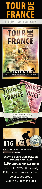 Tour de France Flyer