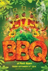 BBQ-flyer