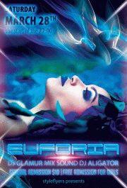 Euforia-party-flyer