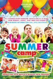 Kids-Summer-Camp-flyer