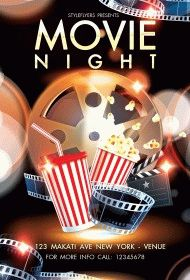 Movie-Night-Flyer