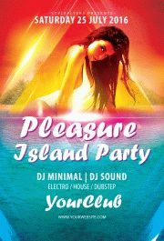 Pleasure-Island-Party-flyer