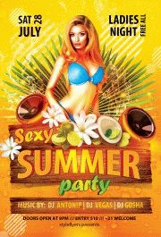 Sexy-Summer-party-flyer