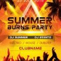 Summer-Burns-Party-flyer