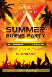 Summer-Burns-Party-flyer