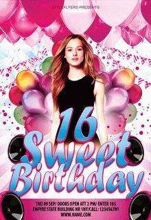 Sweet-16-birthday-party-
