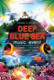 deep-blue-sea-music-event-flyer