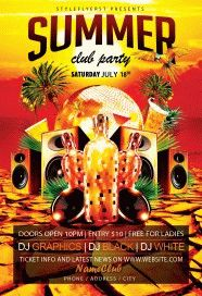 summer-club-party-flyer