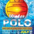 water-polo-Sport-Flyer
