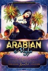Arabian-night-Party-flyer