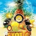 Exotic-party-flyer