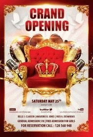 Grand-Opening-Party-Flyer