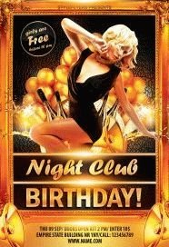Night-Club-Birthday!