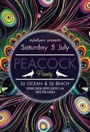 Peacock-party-flyer_