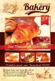 bakery-flyer