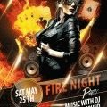 fire-night---party-flyer