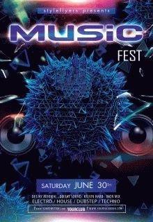 music-fest-flyer