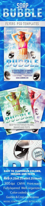 Soap Bubble Party
