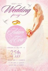 wedding-flyer