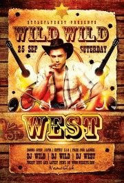 wild-wild-west--party-flyer