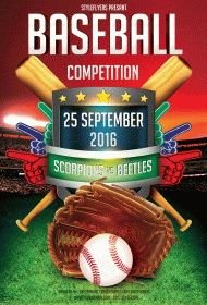 Baseball-competition---sport