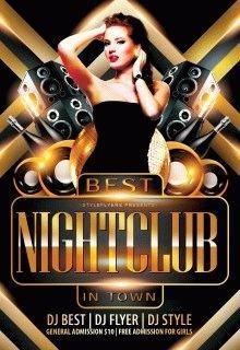 Best-nightclub-in-town-flyer