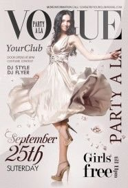 Party-a-la-vogue-flyer