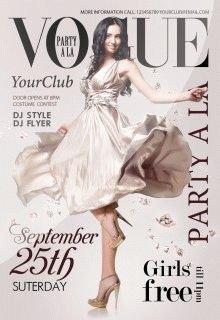 Party-a-la-vogue-flyer