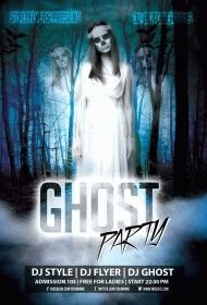 ghost-Party
