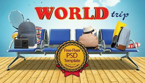 World Trip Flyer
