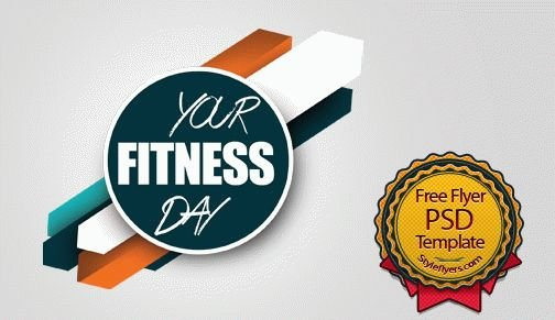 Your Fitness Day! Flyer