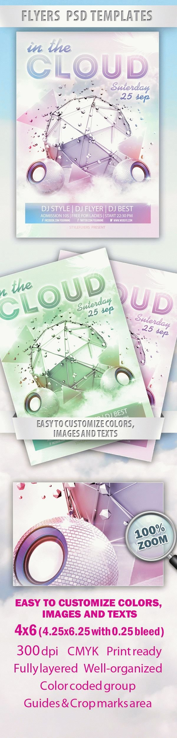 In the Cloud Flyer