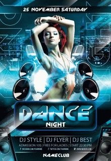 Dance-night
