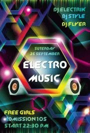 Electro-music-