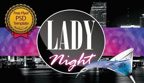 Lady Night Flyer