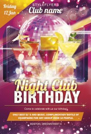 Club-Birthday