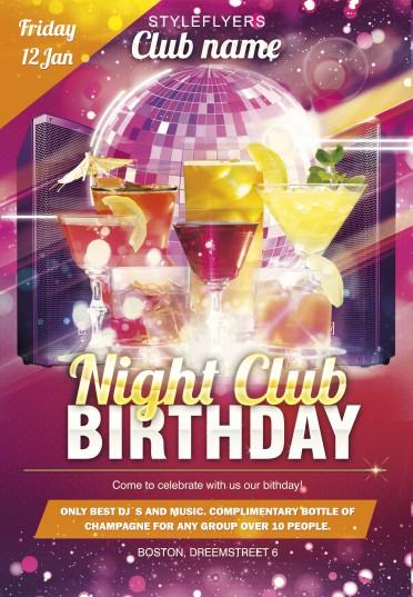 Club-Birthday