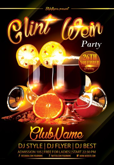 Glint-Wine-Party