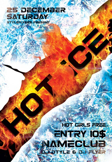 Hot-Ice-party