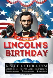 Lincoln's-Birthday,-Nov-27,-party-flyer