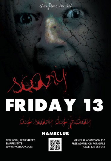 Scary-Friday-13-–-party-flyer